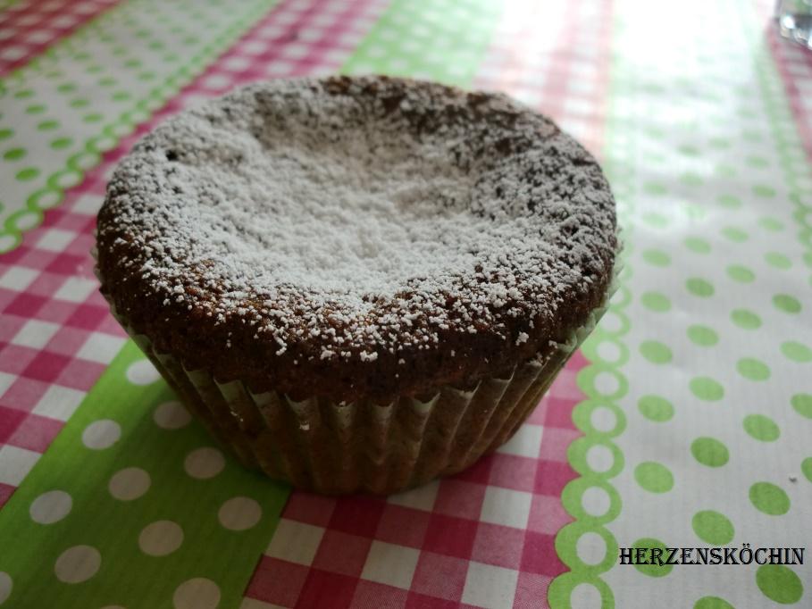 Rotkäppchens Nuss-Muffin