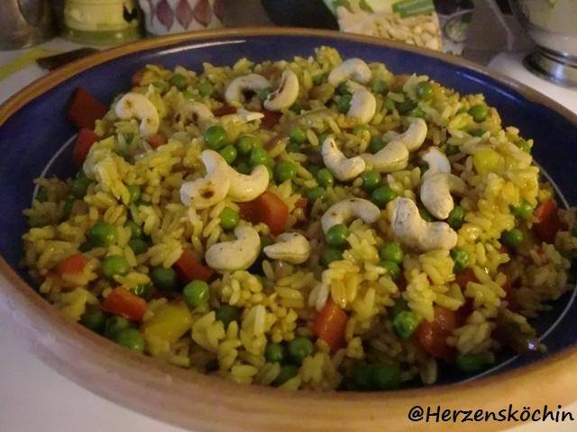 Nasi Goreng vegan