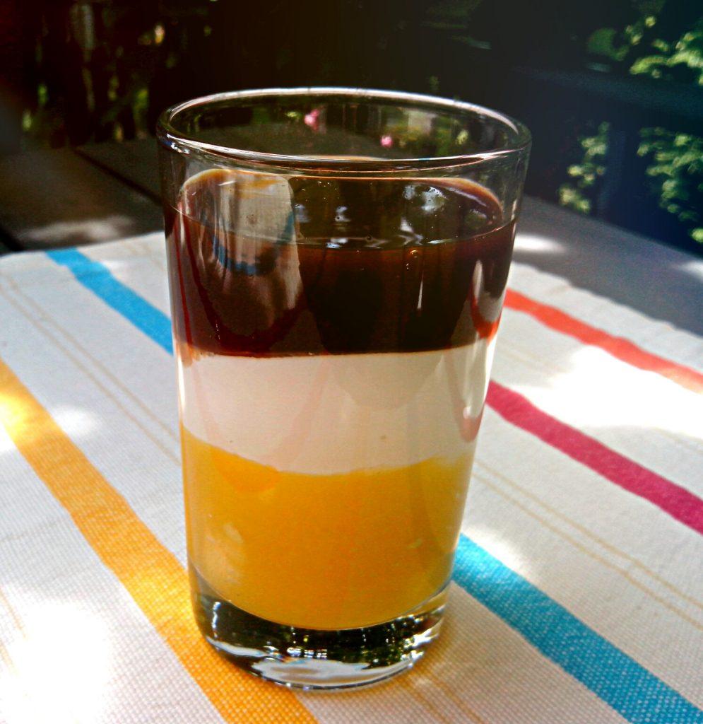 Espresso Mango Lassi