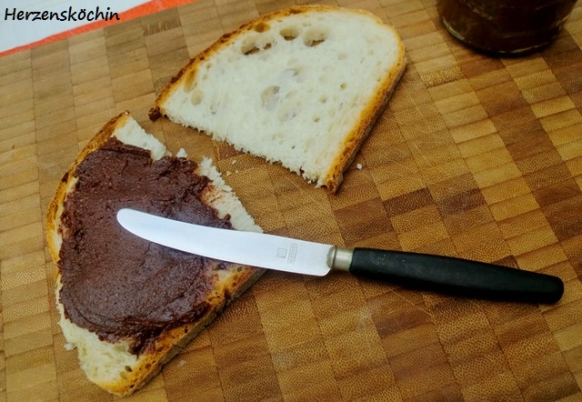 selbergemachtes Nutella