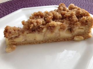 Apfel-Zimt-Vanille-Kuchen