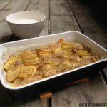 Sesam-Kartoffeln aus dem Backofen