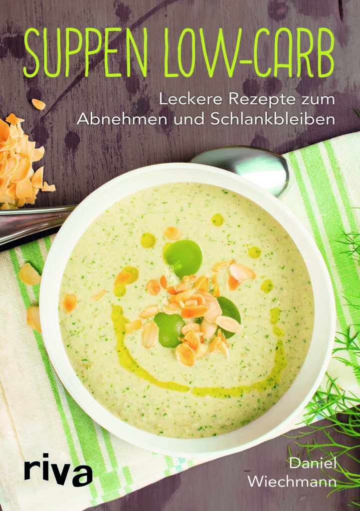 Suppen Low Carb Riva Verlag