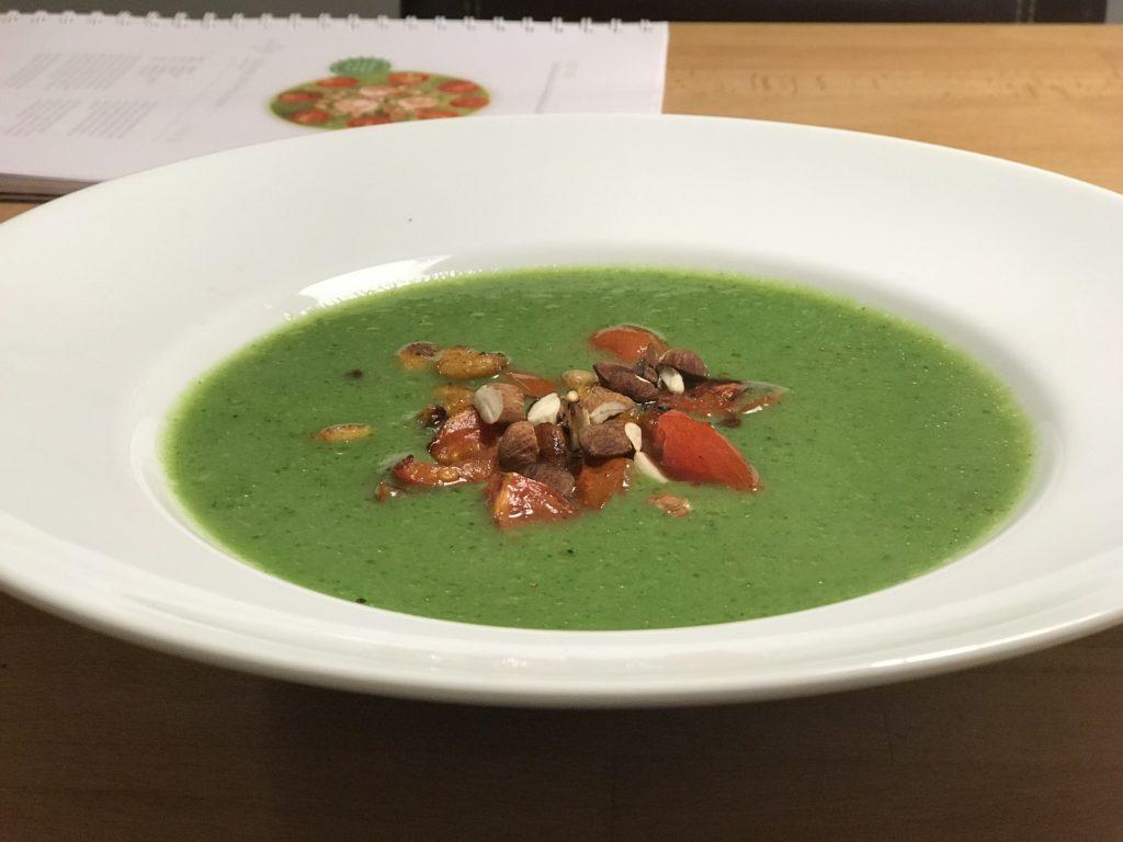 Cremige Brokkoli-Suppe ohne Sahne