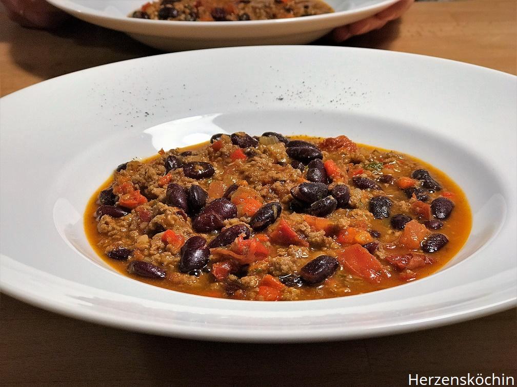 Chili con Carne mit Koriander